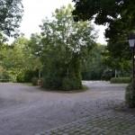 Staplaats in het Park van Wehr