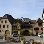 Sfeervolle bebouwing in Bergheim